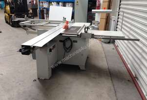 Lazzari 3phase panel saw 2.6m sliding table
