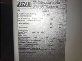 Lazzari 3phase panel saw 2.6m sliding table  - picture3' - Click to enlarge
