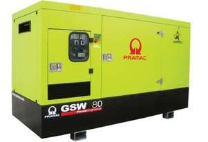 Pramac 83kVA Three Phase Perkins Diesel Generator