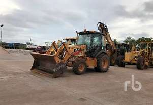 Case   590 Loader Backhoe