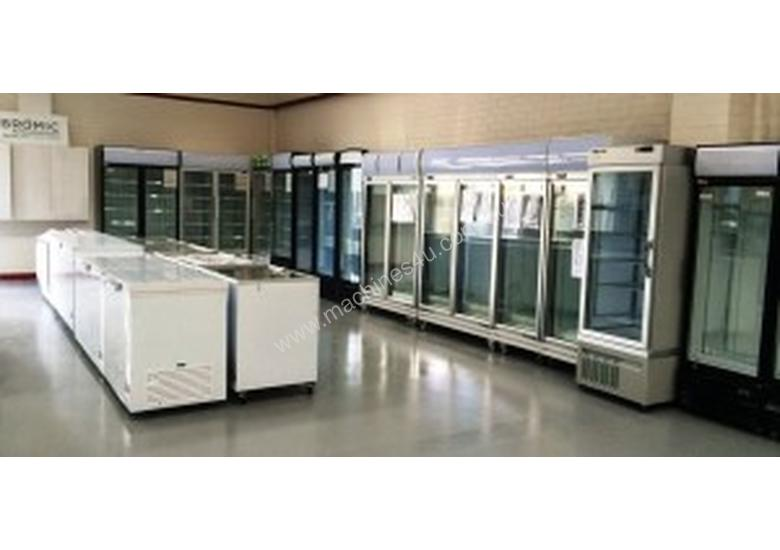 Bromic GM0875LS Sliding Glass Door Fridge