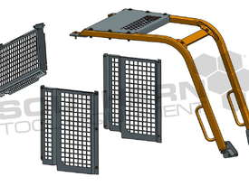 D5G XL Dozers Screens & Sweeps DOZSWP - picture8' - Click to enlarge