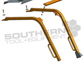D5G XL Dozers Screens & Sweeps DOZSWP - picture9' - Click to enlarge