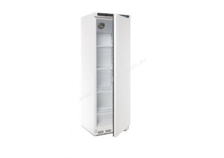 POLAR - CD082-A - Polar Single Door Fridge 400Ltr Stainless Steel