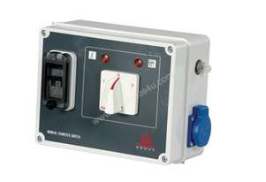 Pramac   Manual Transfer Switch