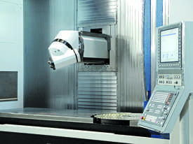 Sachman Frazer Universal CNC Turn Mill - picture2' - Click to enlarge