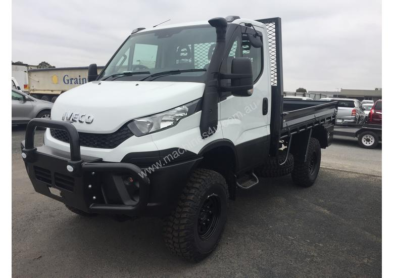 new 2017 iveco iveco daily 4x4 dual cab cab chassis in wagga wagga nsw price 106 000. Black Bedroom Furniture Sets. Home Design Ideas