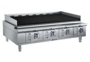 Electrolux Compact Line AGG48CEX Gas Char Grill