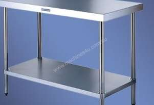 Simply Stainless - Work Bench 700mm Deep