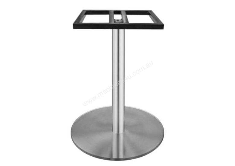 F.E.D. 8001-3 700mm Square top Stainless Steel Table Base 720H