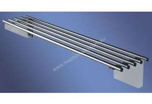 Simply Stainless SS11.0900 Piped Wall Shelf - 900mm
