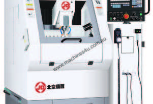 CNC Engraving Machine Suitable for Injection Molds, Copper Electrodes and Precision Hardwares
