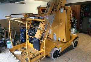 Haulotte Star 10 electric Boom lift