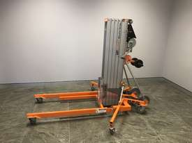 Material Lift & Duct Lifter - Clearance Sale - Limited Stock - picture0' - Click to enlarge