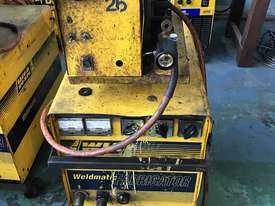 WIA MIG Welder Weldmatic Fabricator 320 amps 415 Volt with Seperate Wire Feeder - picture0' - Click to enlarge