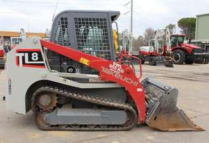 Takeuchi TL8 Tracked Loader Loader