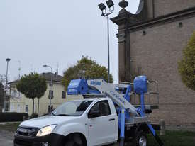 Truck Mounted Elevated Working Platform - picture0' - Click to enlarge
