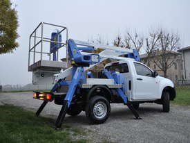 Truck Mounted Elevated Working Platform - picture1' - Click to enlarge