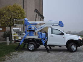 Truck Mounted Elevated Working Platform - picture2' - Click to enlarge