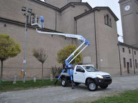 Truck Mounted Elevated Working Platform - picture5' - Click to enlarge