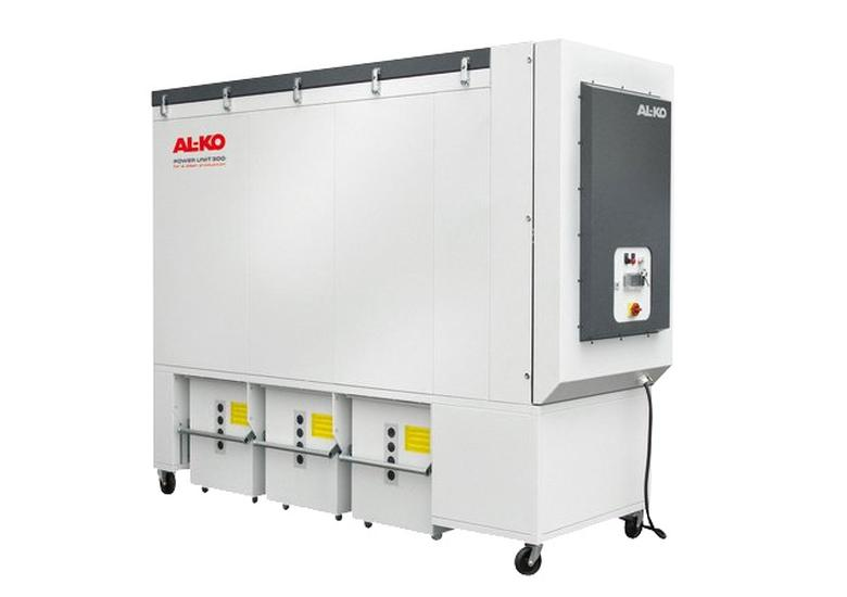 AL-KO Dust Extraction Power Unit 250 P-ZRS