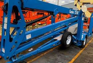 USED 50FT TRAILER MOUNTED BOOM LIFT