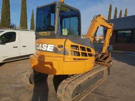2013 CASE CX55BX EXCAVATOR WITH FULL A/C CAB, HITCH AND BUCKETS - picture2' - Click to enlarge