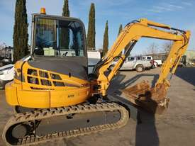 2013 CASE CX55BX EXCAVATOR WITH FULL A/C CAB, HITCH AND BUCKETS - picture0' - Click to enlarge