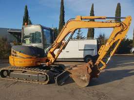 2013 CASE CX55BX EXCAVATOR WITH FULL A/C CAB, HITCH AND BUCKETS - picture3' - Click to enlarge