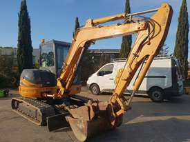 2013 CASE CX55BX EXCAVATOR WITH FULL A/C CAB, HITCH AND BUCKETS - picture4' - Click to enlarge