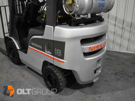 Nissan P1F 1.8 tonne forklift Sydney 5.5m Lift Height LPG  - picture7' - Click to enlarge