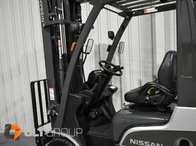 Nissan P1F 1.8 tonne forklift Sydney 5.5m Lift Height LPG  - picture8' - Click to enlarge