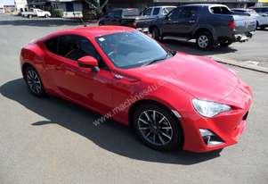 09/2012 Toyota 86 2 Door Coupe *CONDITIONS APPLY*