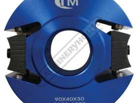 W647 Cutter Head for Spindle Moulder 30mm - picture3' - Click to enlarge