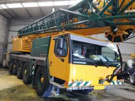 2005 LIEBHERR LTM 1095-5.1 ALL TERRAIN CRANE - picture4' - Click to enlarge