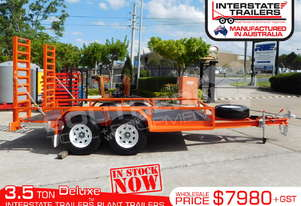 Plant Trailer 3.5 TON Deluxe color ATTPT