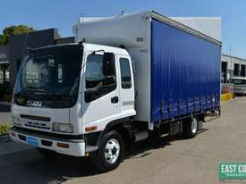 2005 ISUZU FRR 550 Tautliner   - picture0' - Click to enlarge