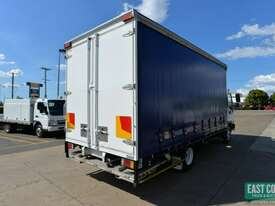 2005 ISUZU FRR 550 Tautliner   - picture5' - Click to enlarge
