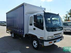 2005 ISUZU FRR 550 Tautliner   - picture8' - Click to enlarge