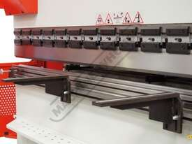 PB-70B Hydraulic NC Pressbrake 70T x 3200mm Estun NC-E21 Control 2-Axis with Hardened Ballscrew Back - picture8' - Click to enlarge