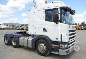 Scania   R164 Prime Mover (T/A)