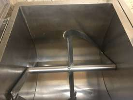 Stainless Steel Ribbon Blender - picture0' - Click to enlarge
