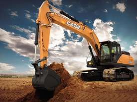 CASE CX300C CRAWLER EXCAVATORS - picture0' - Click to enlarge
