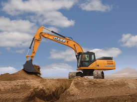CASE CX300C CRAWLER EXCAVATORS - picture3' - Click to enlarge