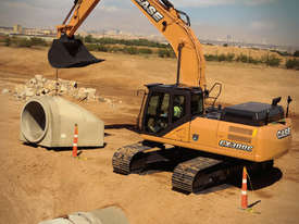 CASE CX300C CRAWLER EXCAVATORS - picture4' - Click to enlarge