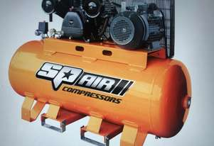10HP 3 Phase SP Air Compressor
