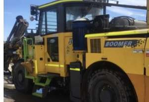 Mining Equipment- Atlas Copco M2D Twin Boom Jumbo