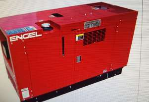 ENGEL 20KVA 16Kw PORTABLE KUBOTA DIESEL GENERATOR Year 2016/17 MADE IN JAPAN Low Hours SAVE $6,000+