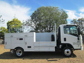Isuzu NPR275 Service Body Truck - picture0' - Click to enlarge