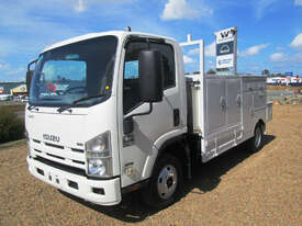 Isuzu NPR275 Service Body Truck - picture1' - Click to enlarge